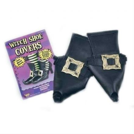 Witch Shoe Covers, Halloween